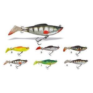 Shad Jaxon Magic Fish TX-P 10cm/28g, culoare D