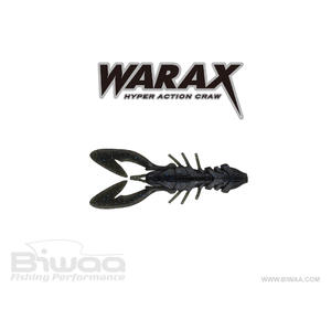 Biwaa Warax 10cm, culoare Black'n'Blue