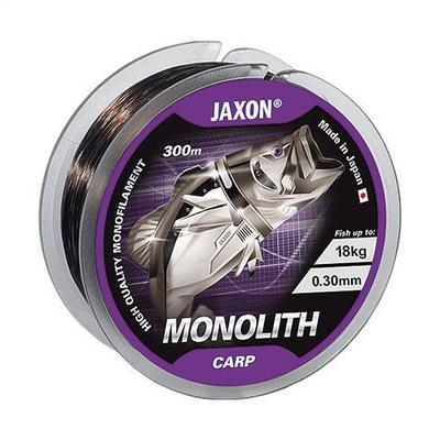 Fir monofilament Jaxon Monolith Carp 0.27mm/15kg/600m