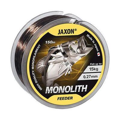 Fir monofilament Jaxon Monolith Feeder 0.30mm/18kg/150m