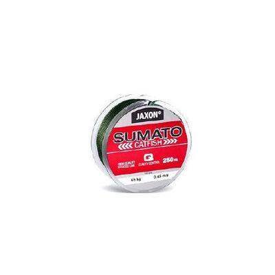 Fir textil Jaxon Sumato Catfish 0.45mm/65kg/1000m