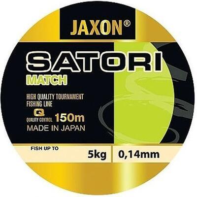 Fir monofilament Jaxon Satori Match 0,25mm/13kg/150m