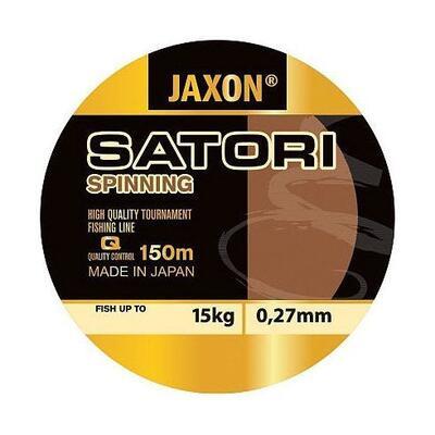 Fir monofilament Jaxon Satori Spinning 0,16mm/6kg/150m